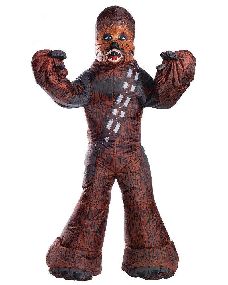 Chewbacca Inflatable Costume - Buy Online Only