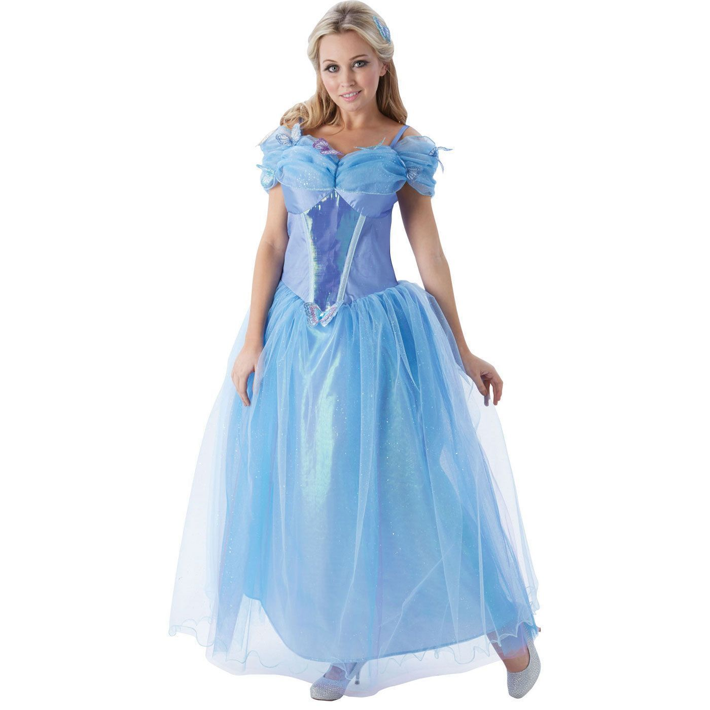 Cinderella Live Action Deluxe Costume - Buy Online Only