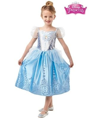 Cinderella Gem Princess Child Costume - Buy Online Only