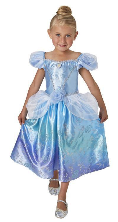 Cinderella Rainbow Deluxe Child Costume - Buy Online Only