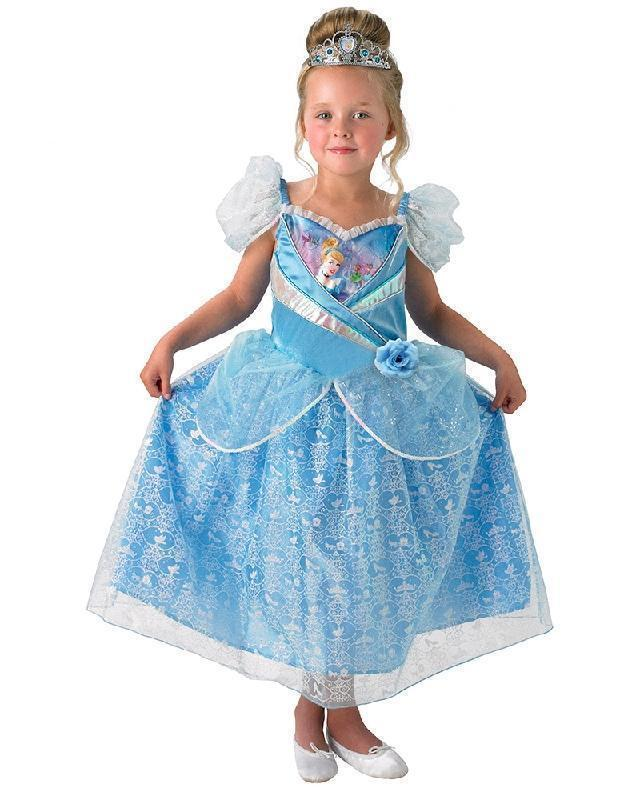 Cinderella Shimmer Princess Child Costume - Buy Online Only