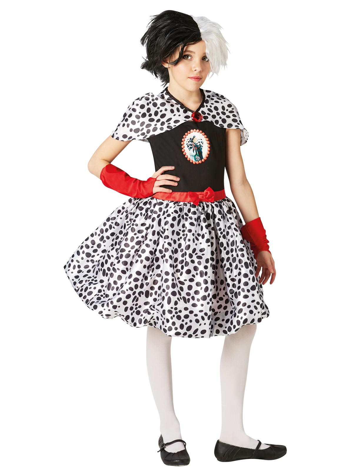 Cruella De Vil Tween Deluxe Costume - Buy Online Only