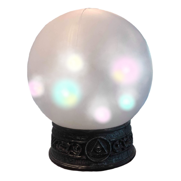 Mystical Crystal Ball with Lights and Sound - Buy Online Only