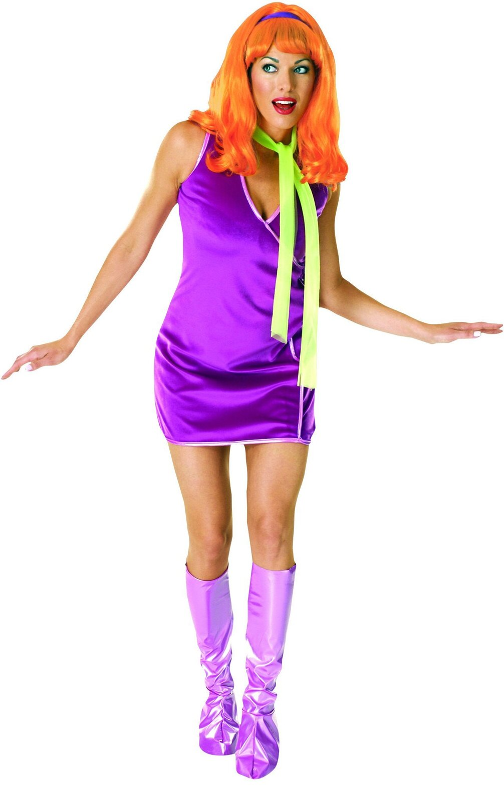 Daphne Deluxe Scooby Doo Costume - Buy Online Only