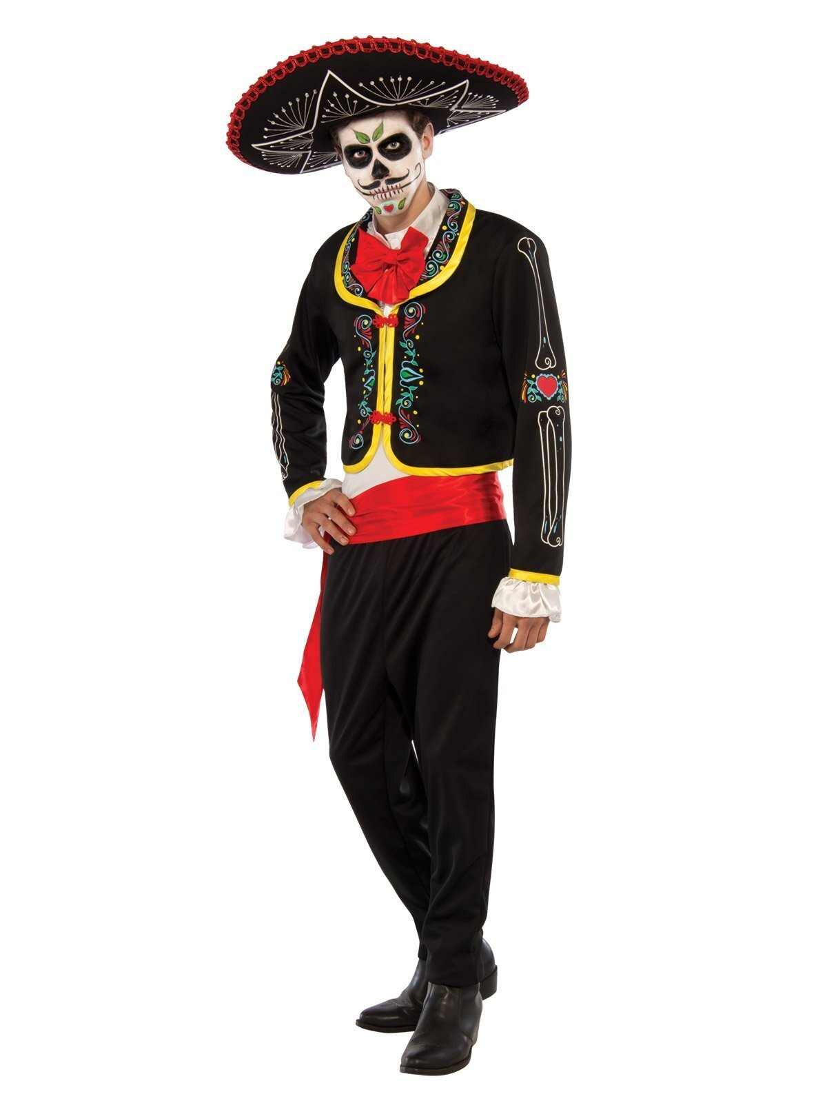 Day of the Dead Senor Costume - Buy Online Only