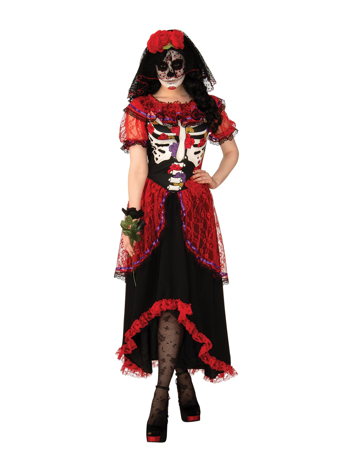 Day of the Dead Costume - Buy Online Only