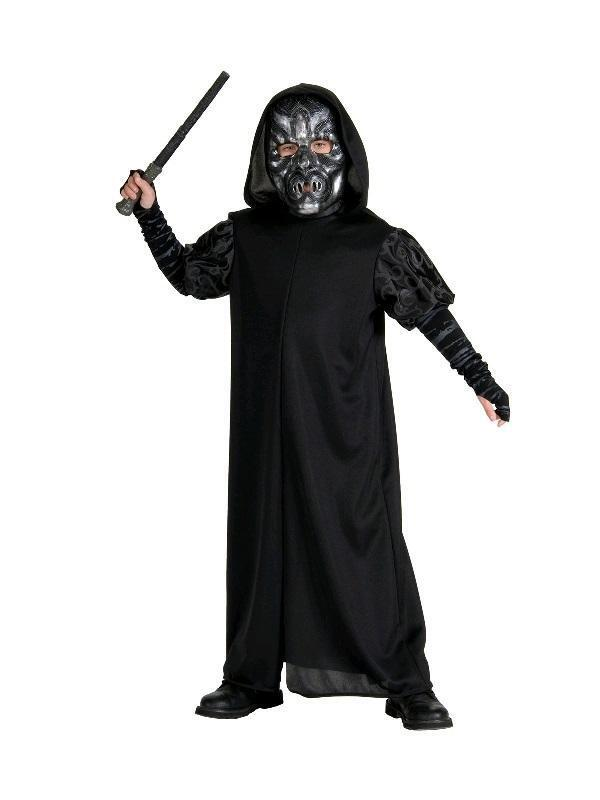 Death Eater Child Costume - Buy Online Only