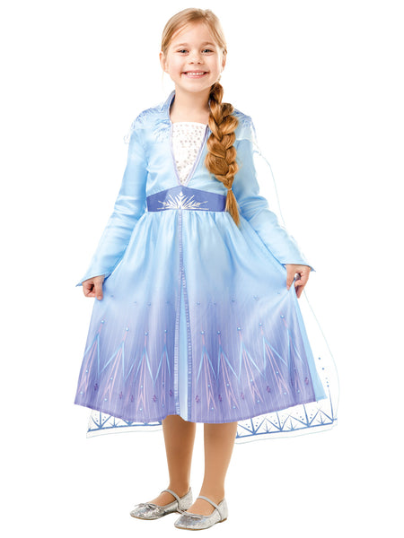 Elsa Frozen 2 Classic Child Costume - Buy Online Only