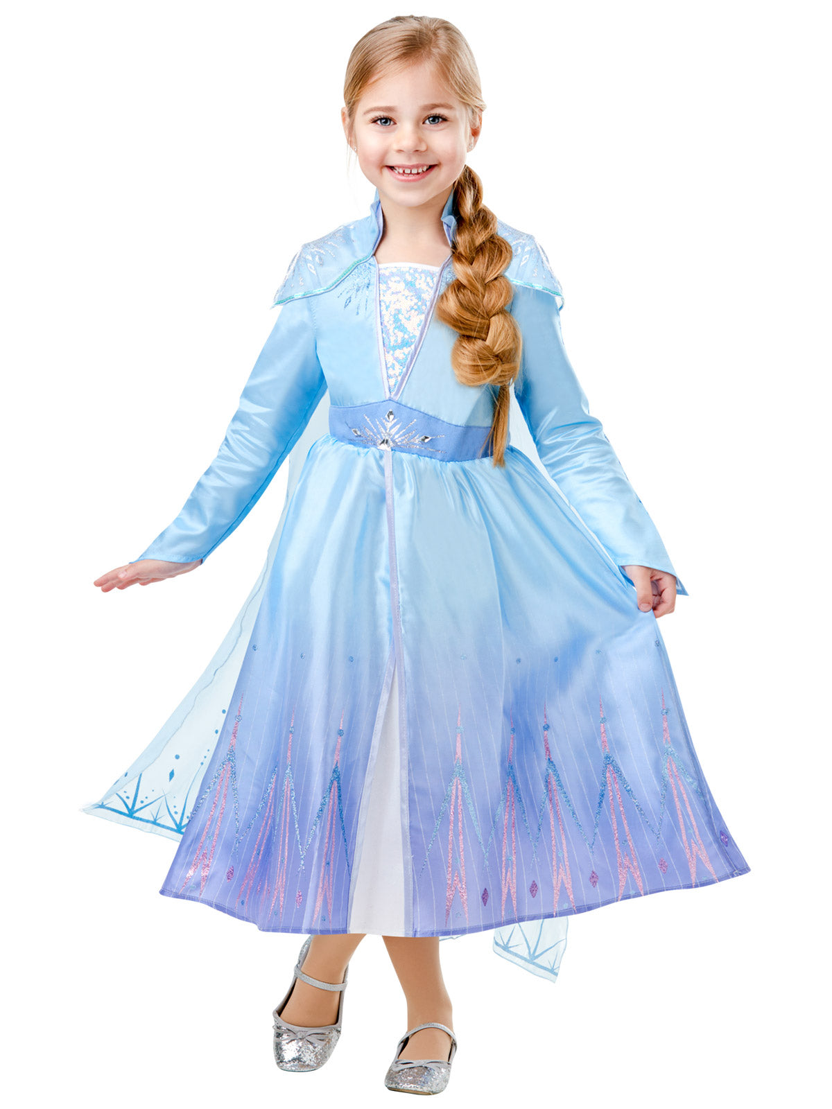 Elsa Frozen 2 Deluxe Child Costume - Buy Online Only