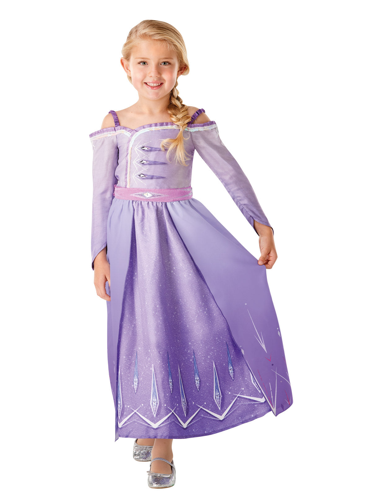 Elsa Frozen 2 Prologue Child Costume - Buy Online Only