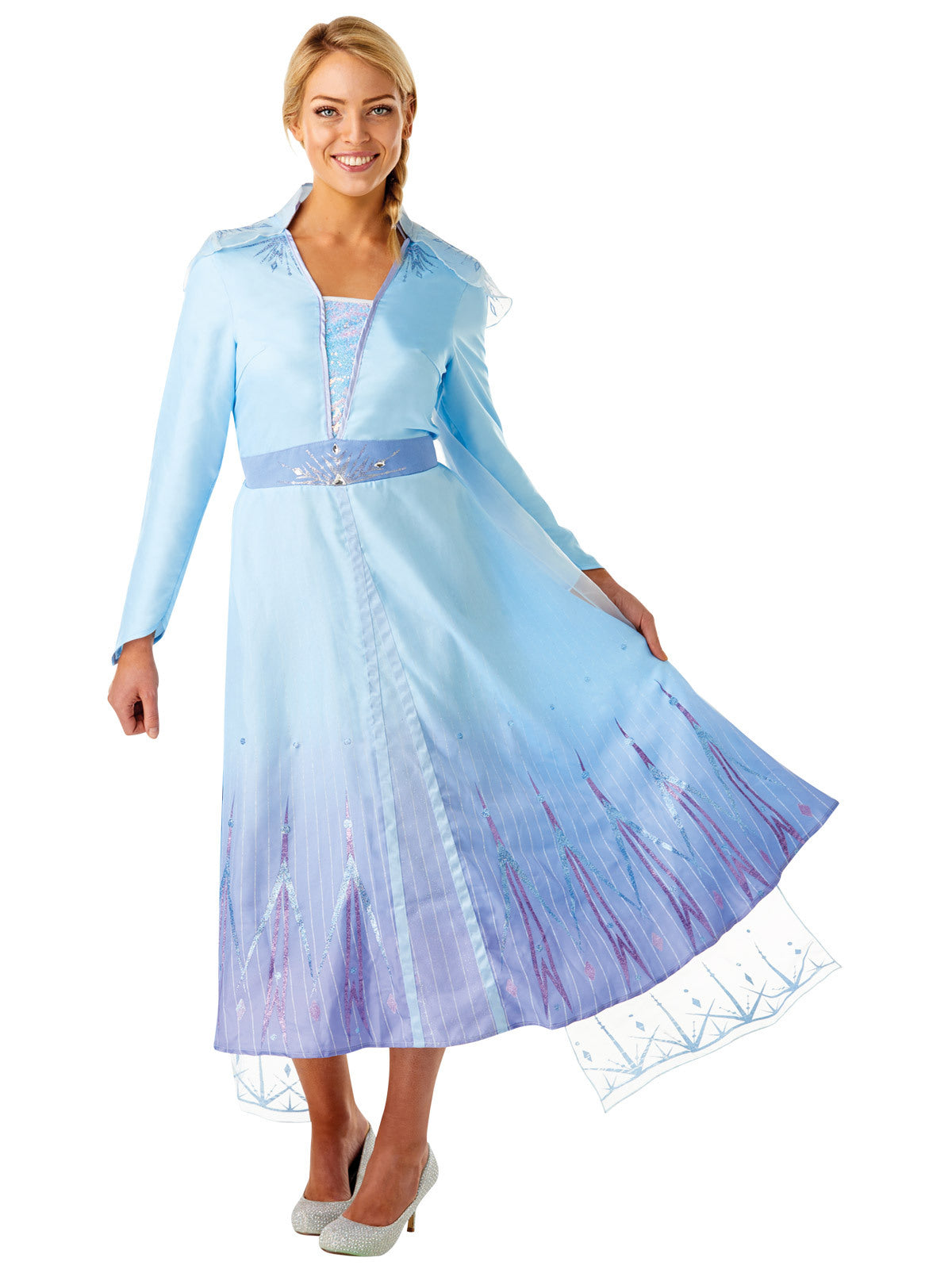 Elsa Deluxe Frozen 2 Costume - Buy Online Only