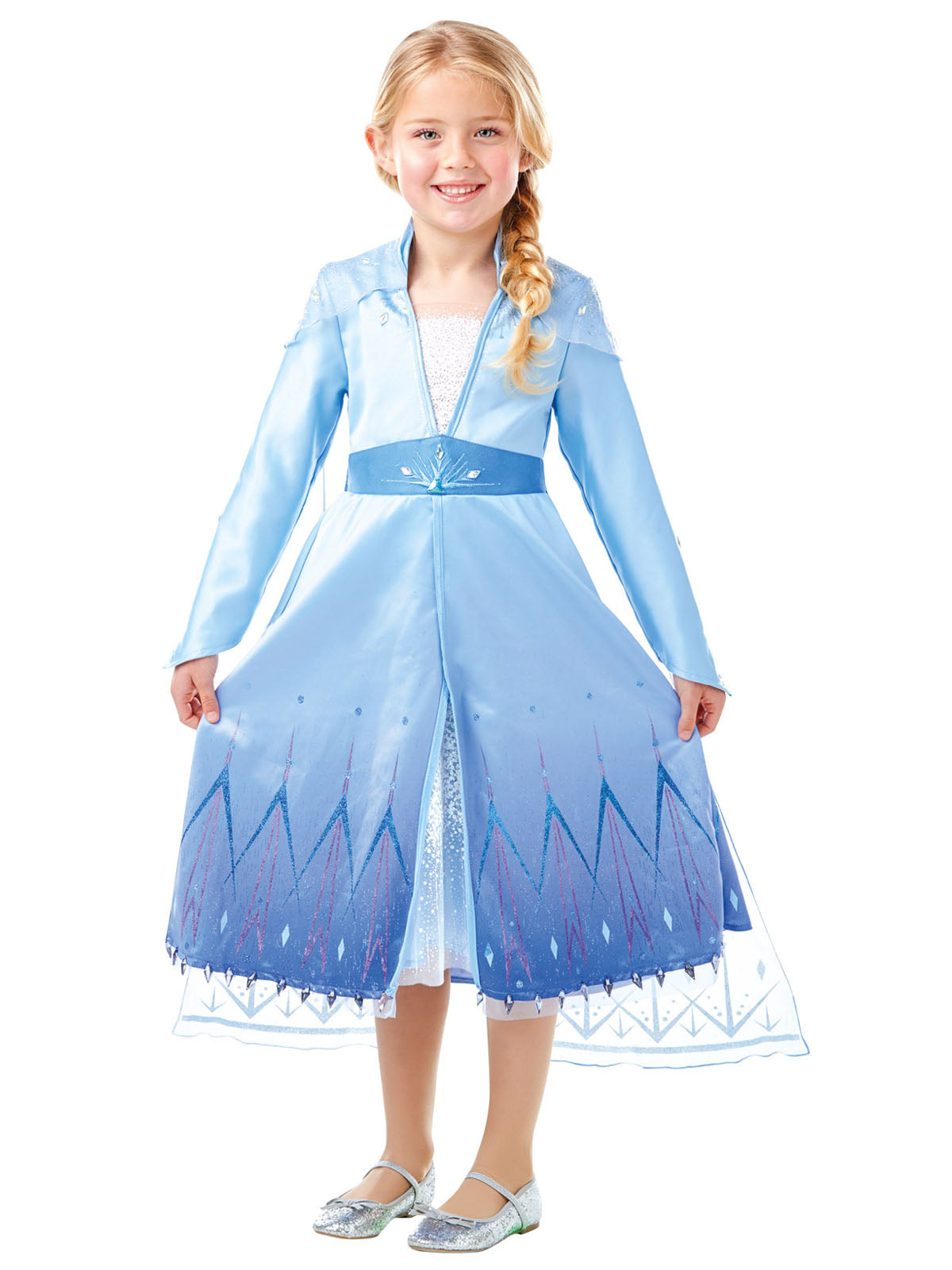 Elsa Frozen 2 Premium Child Costume - Buy Online Only