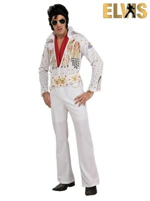 Elvis Deluxe 70s Costume - Buy Online Only