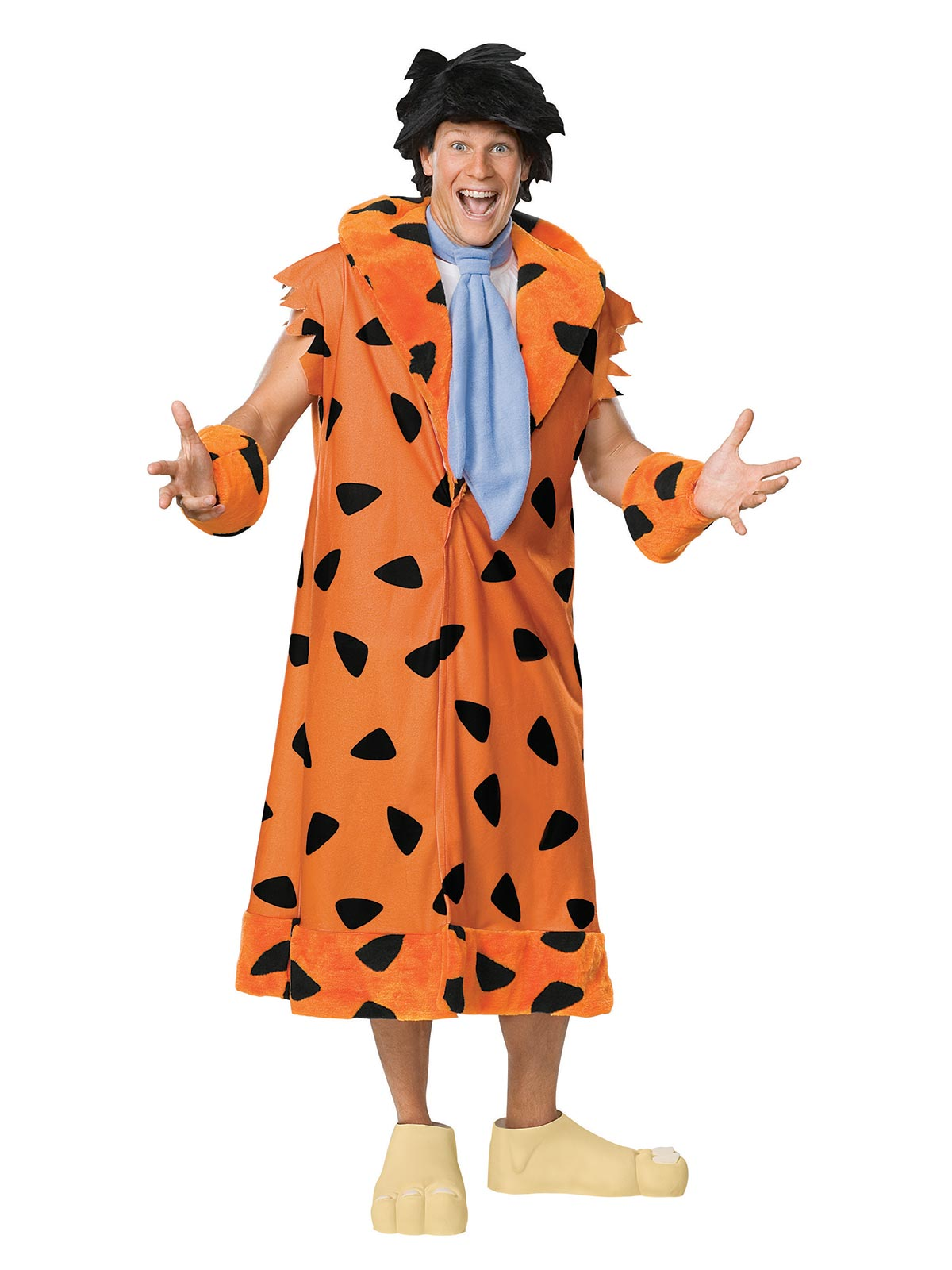 Fred Flintstone Deluxe The Flintstones Costume - Buy Online Only