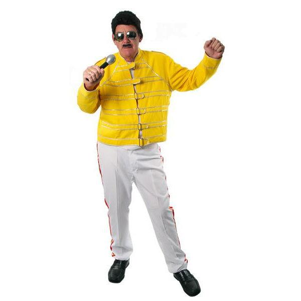 Freddie Mercury Costume - Hire