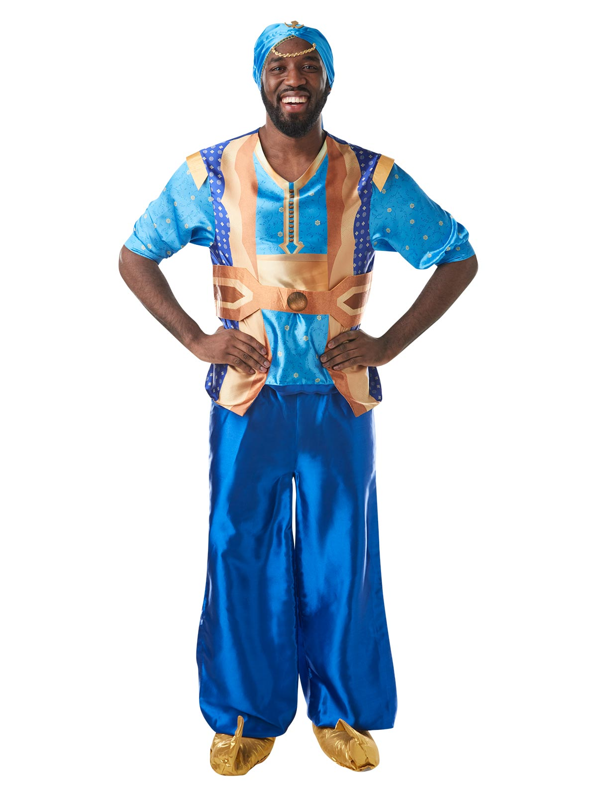 Genie Live Action Costume - Buy Online Only