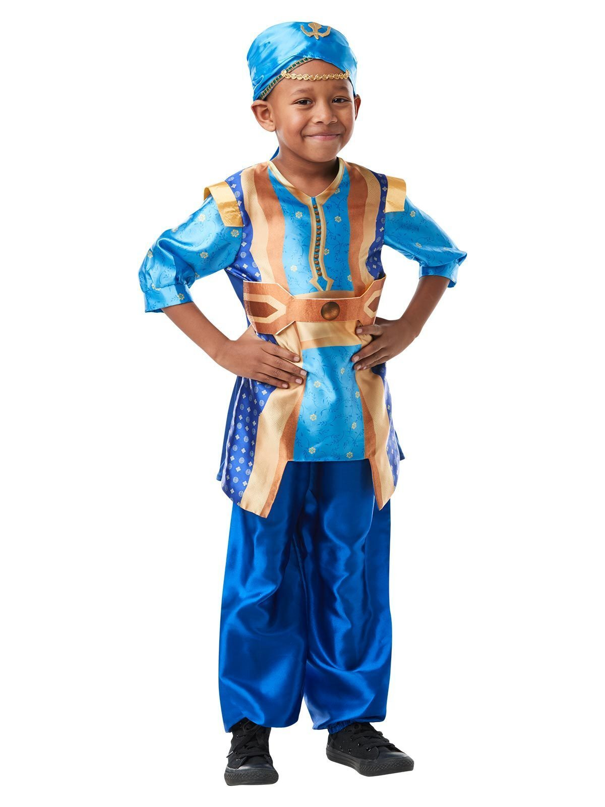 Genie Live Action Child Costume - Buy Online Only