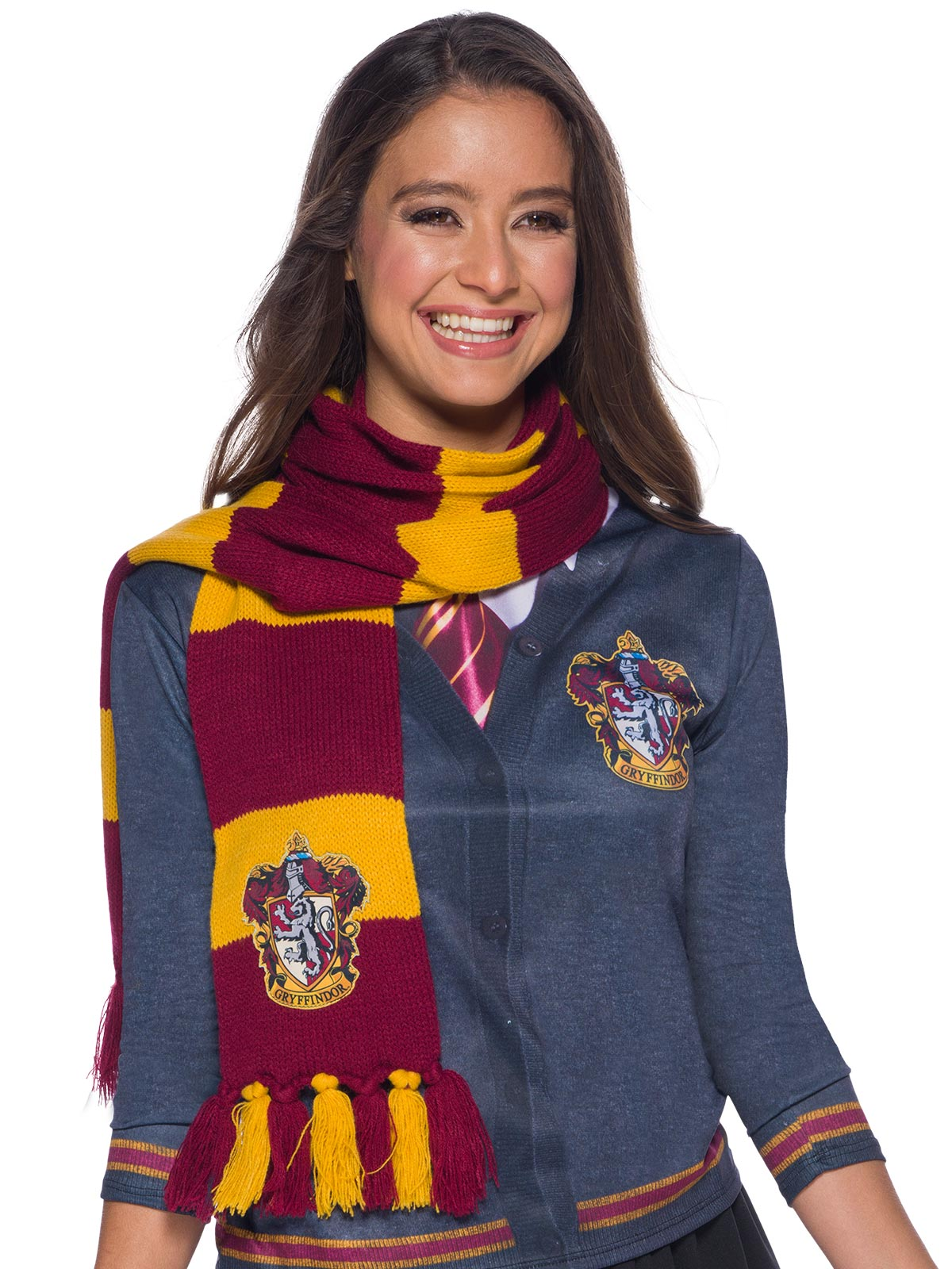 Harry Potter Gryffindor House Deluxe Scarf - Buy