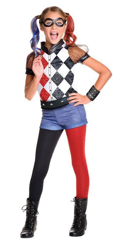 Harley Quinn Deluxe Costume - Buy Online Only