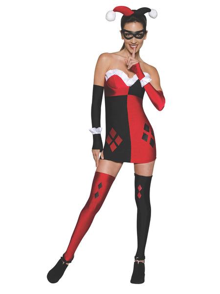 Harley Quinn Secret Wishes Dress Costume - Buy Online Only