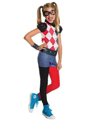 Harley Quinn Classic Costume - Buy Online Only