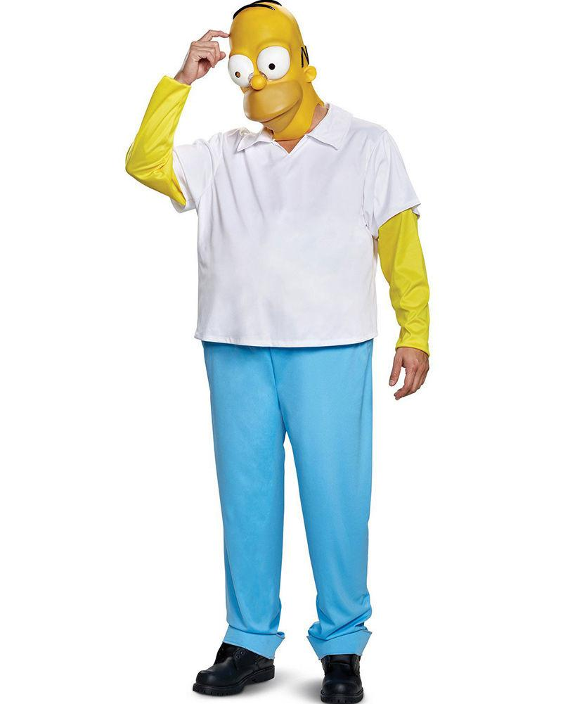 Homer The Simpsons Costume - Buy Online Only