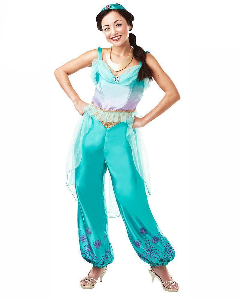 Jasmine Deluxe Costume - Buy Online Only