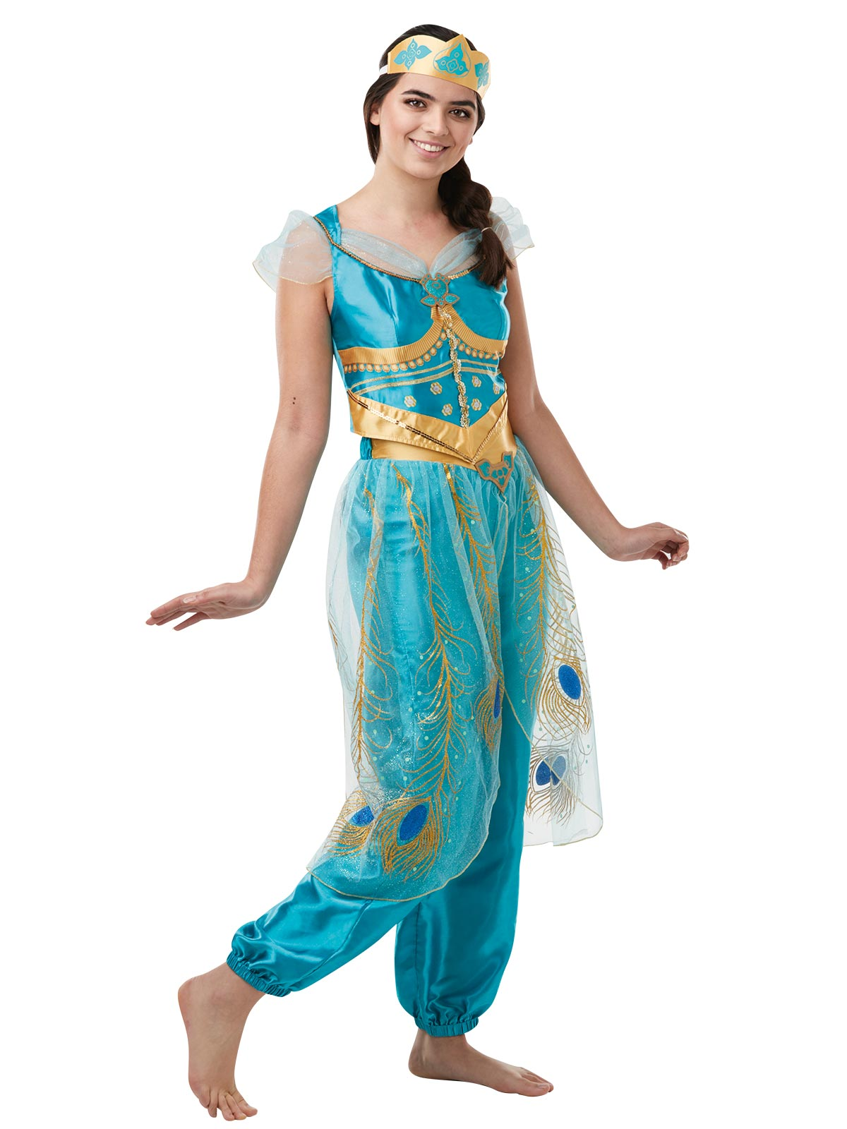 Jasmine Live Actiion Costume - Buy Online Only