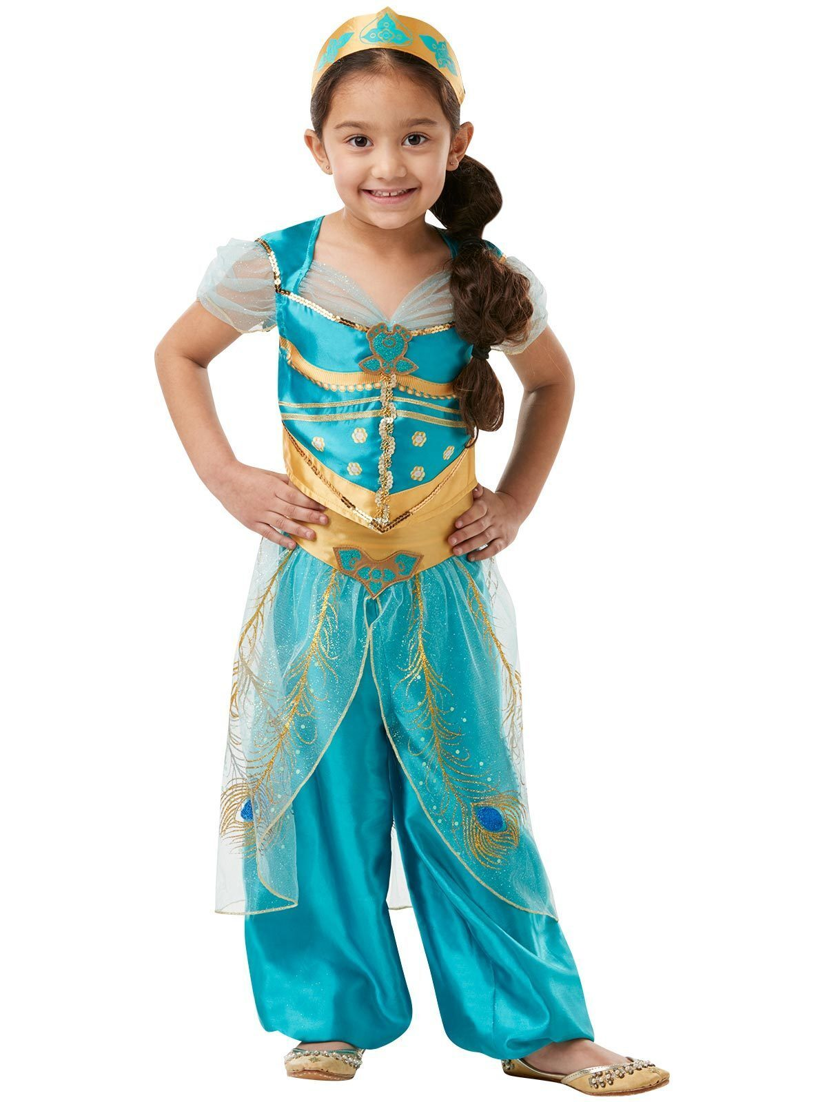 Jasmine Live Action Child Costume - Buy Online Only