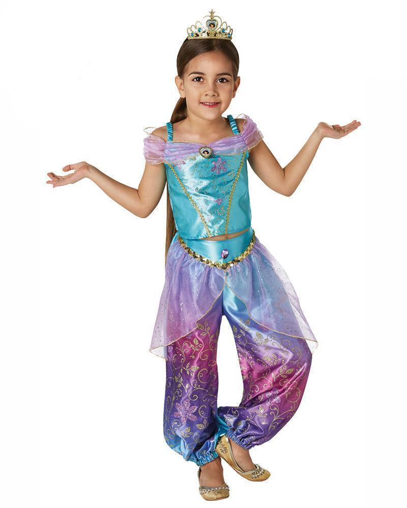 Jasmine Rainbow Deluxe Child Costume - Buy Online Only