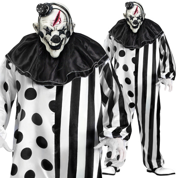 Killer Clown Deluxe Costume - Buy Online Only