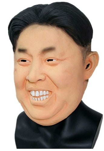 Kim Jong-Un Mask - Buy Online Only