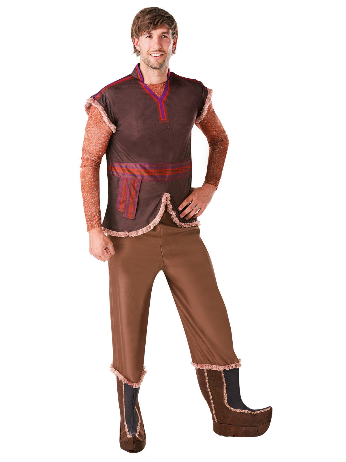 Kristoff Frozen 2 Deluxe Costume - Buy Online Only