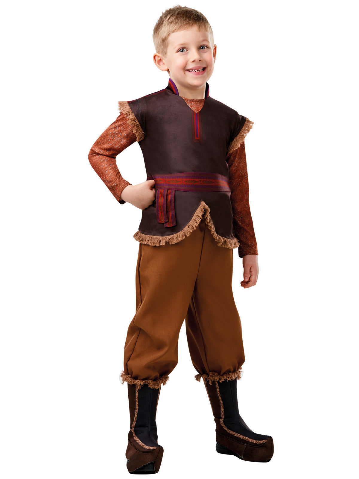 Kristoff Frozen 2 Deluxe Child Costume - Buy Online Only