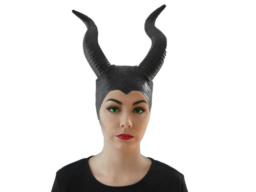 Black Large Horns - Buy Online Only
