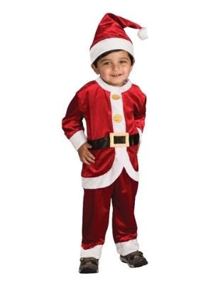 Li'l Santa Child Costume - Buy Online Only