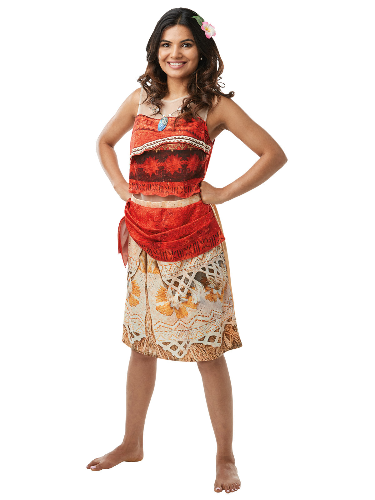 Moana Deluxe Costume - Buy Online Only