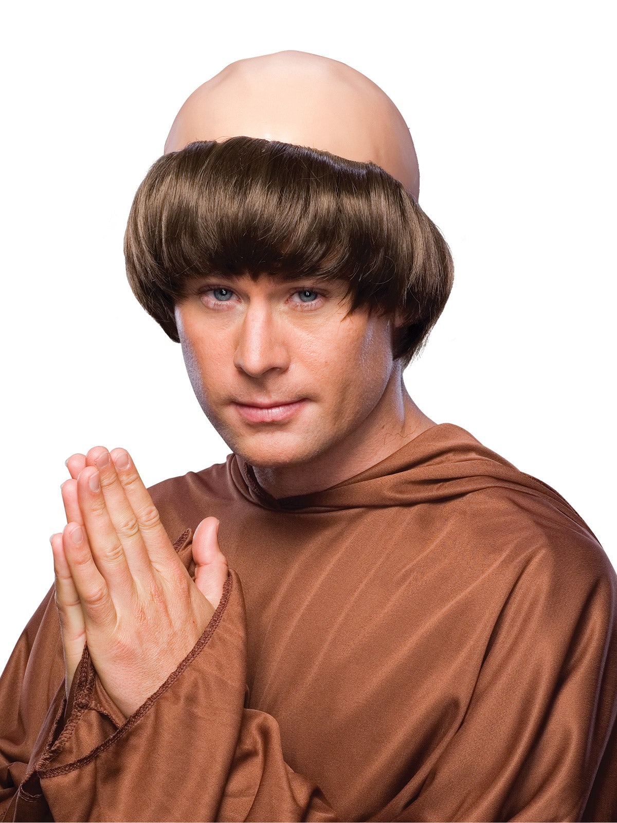 Monk Wig - Buy Online Only