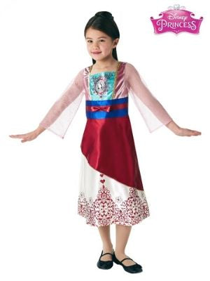 Mulan Gem Child Costume - Buy Online Only