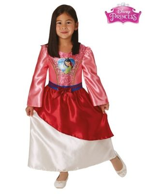 Mulan Classic Child Costume - Buy Online Only
