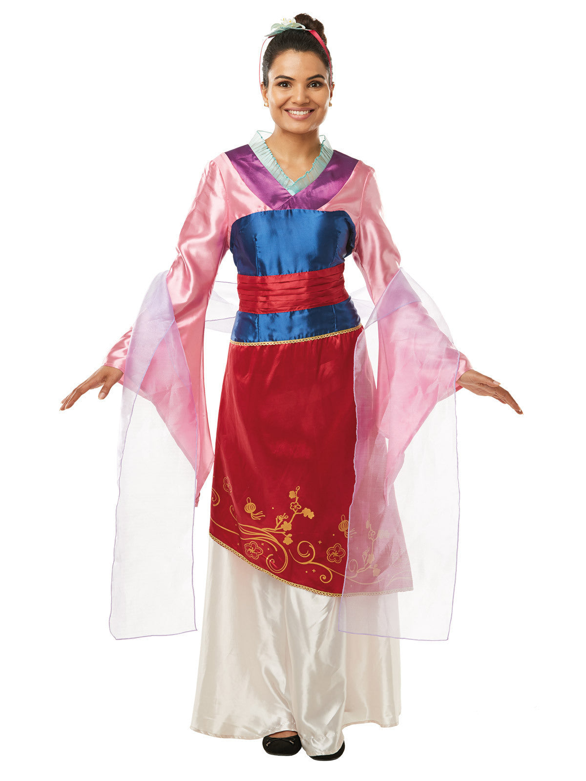 Mulan Deluxe Costume - Buy Online Only
