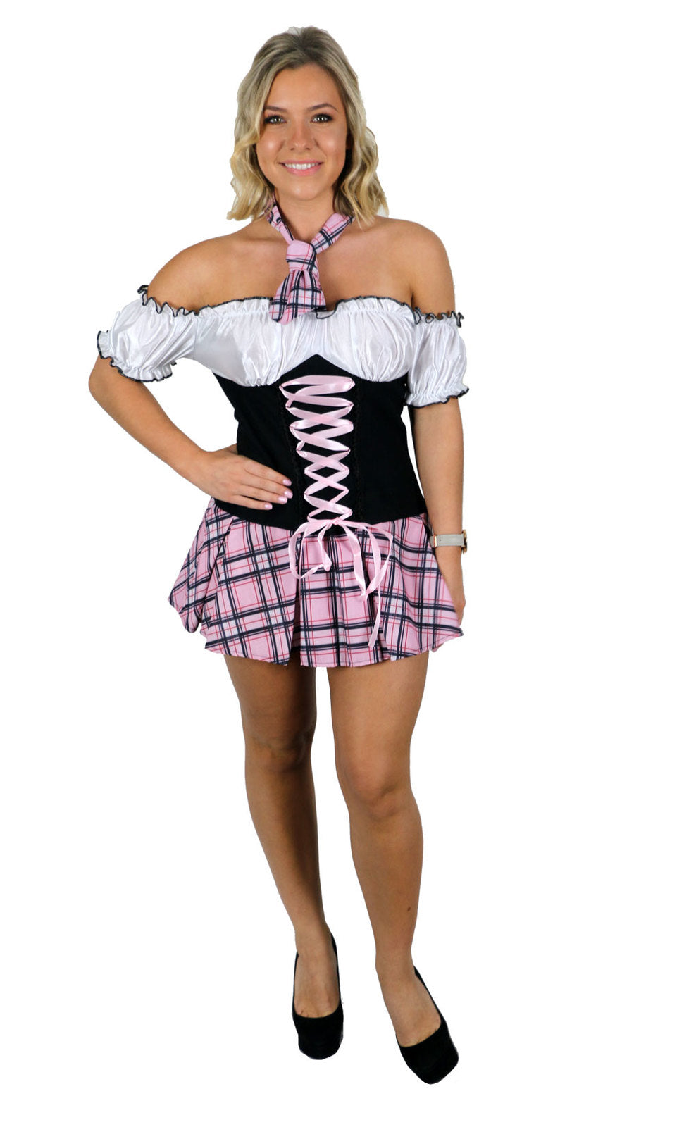 Naughty School Girl Costume - Buy