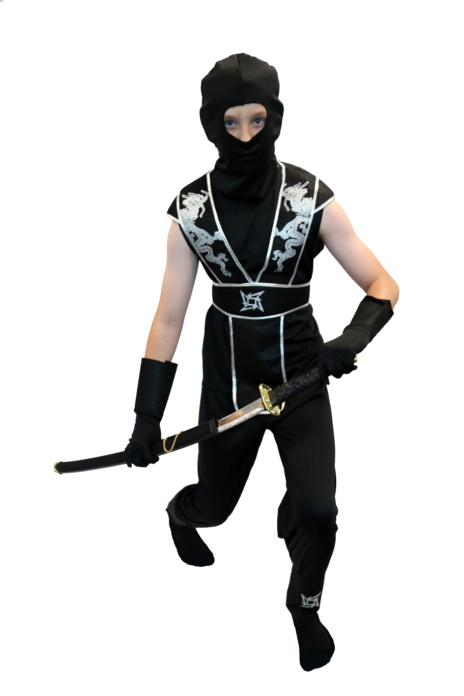 Ninja Tween Costume - Buy