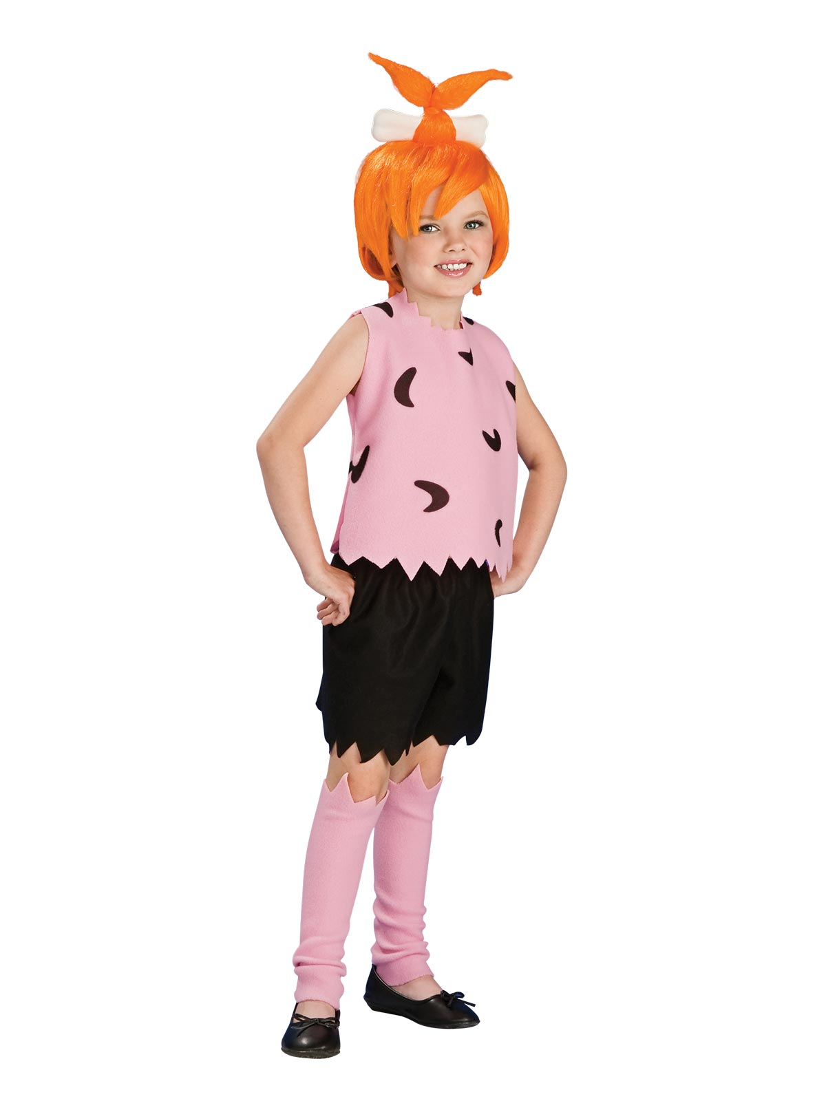Pebbles The Flintstones Child Costume