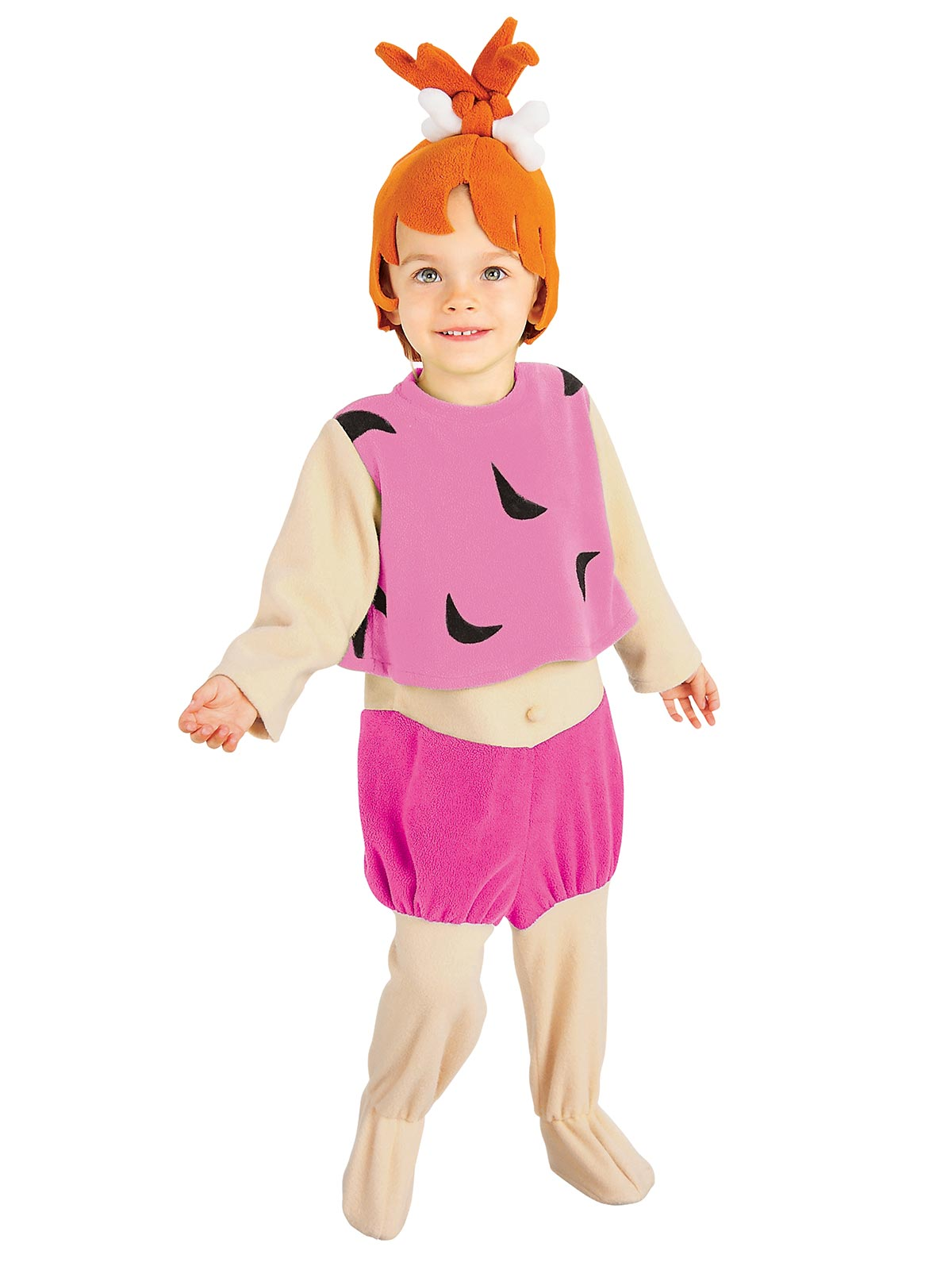 Pebbles The Flintstones Child and Toddler Costume
