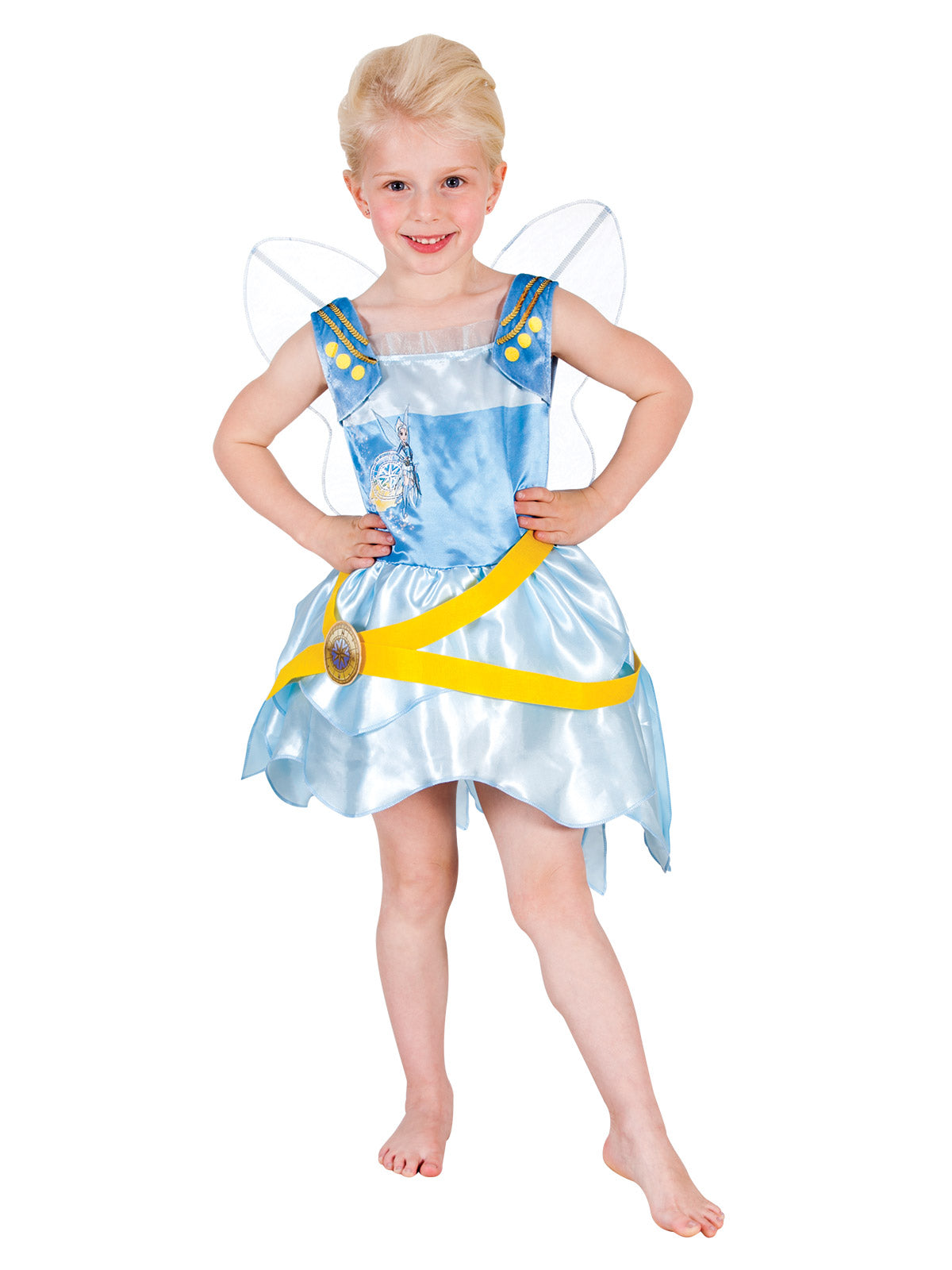 Periwinkle Pirate Fairy Child Costume - Buy Online Only
