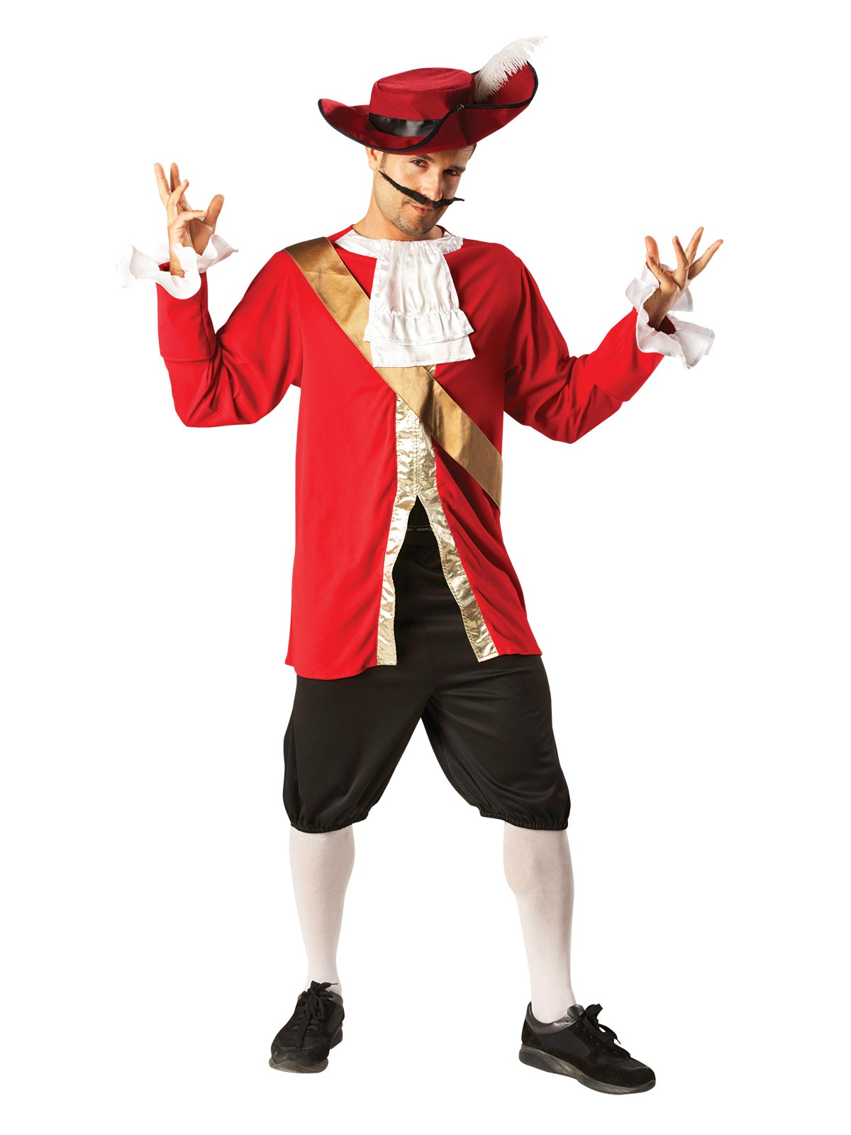 Captain Hook Costume - Buy Online Only