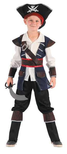 Pirate Boy Child Costume - Buy Online Only