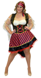 Pirate Maiden Costume Plus Sizes - Buy