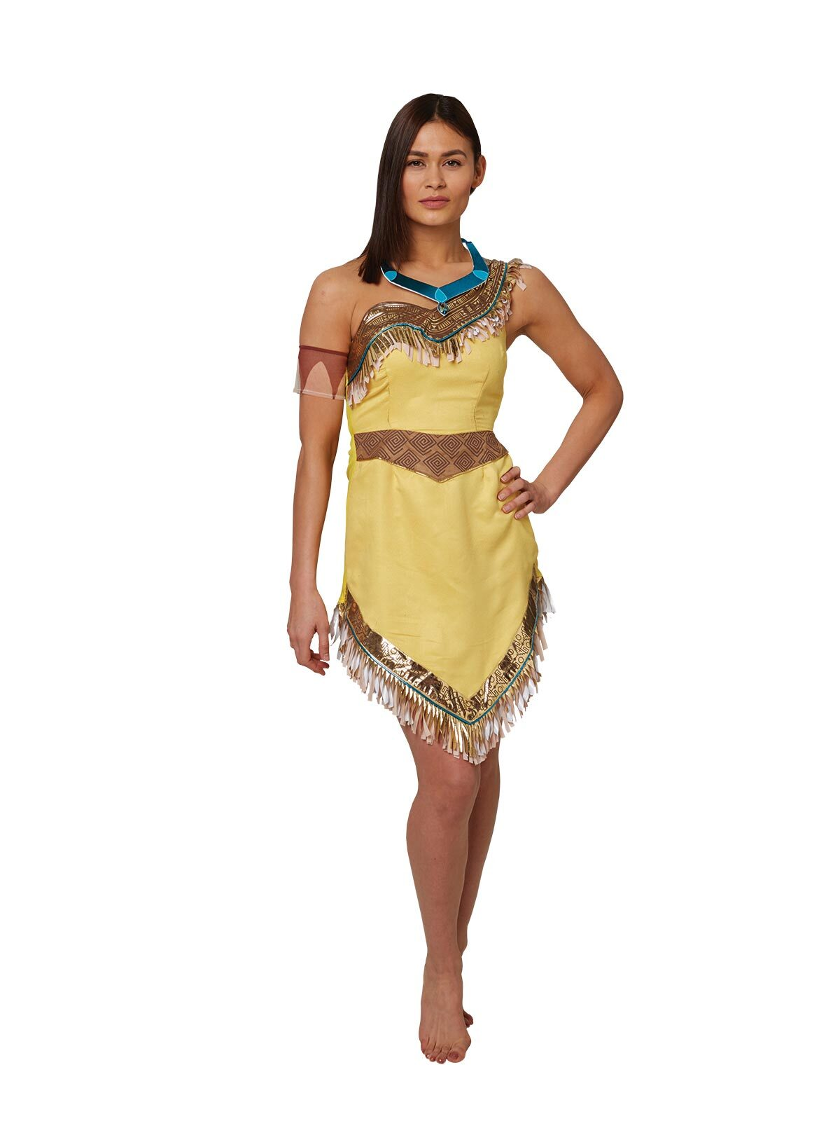 Pocahontas Deluxe Costume - Buy Online Only